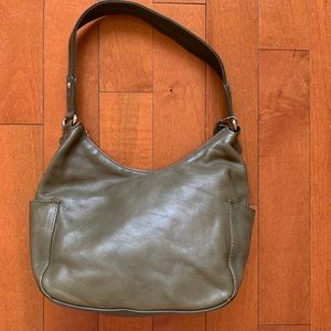 🆕 St. John's Bay leather hobo bag.